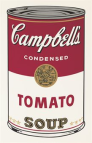 Warhol Campbell Soup Can