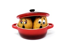 fear potatoes