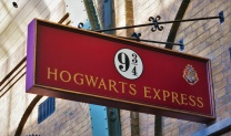 hogswart express platform 9.75